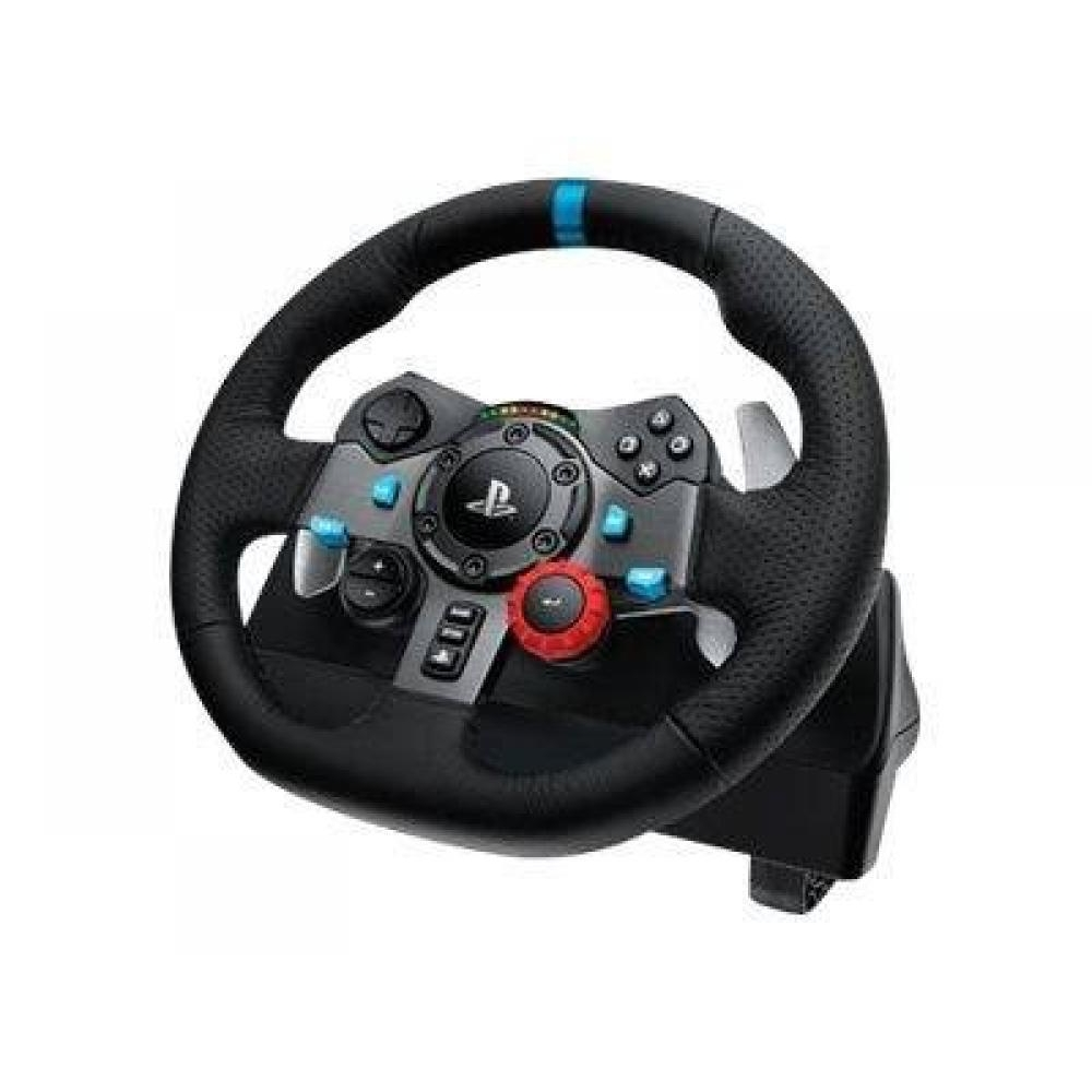 Logitech G29 Driving Force Racing Wheel & Pedals Plus Gear (PS4 / PS3 & PC)