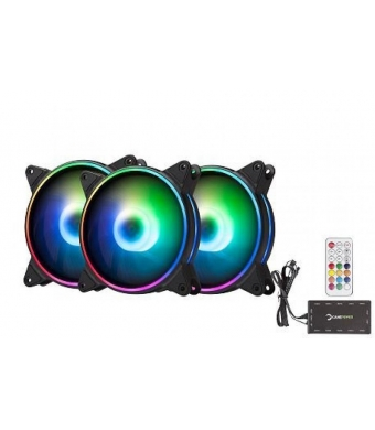 GAMEPOWER AIR TURBINE A-RGB 3x12CM FAN KIT SET