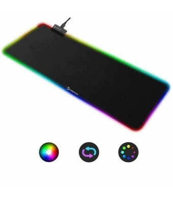 GAMEPOWER GP700RGB RUBBER GAMING MOUSE PAD 700x300x4mm