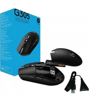 Logitech G305 Lihgtspeed WiFi Gaming Ms 910- 005283