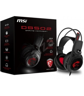 MSI DS502 GAMING 7.1 HEADSET