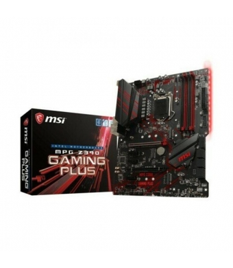 MSI MPG Z390 GAMING PLUS DDR4 2666 Mhz S+V+GL 1151